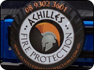 Wheel Cover for Achilles Fire Protection